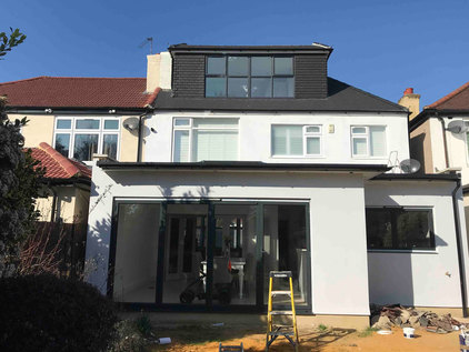 Extension example in bexley