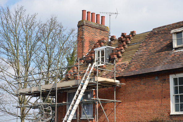 Roof repairs in bexley
